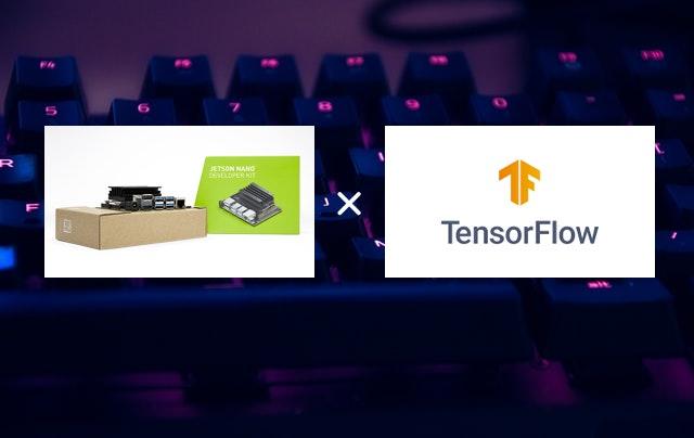 JetsonNano2GBにTensorFlow環境を構築する方法